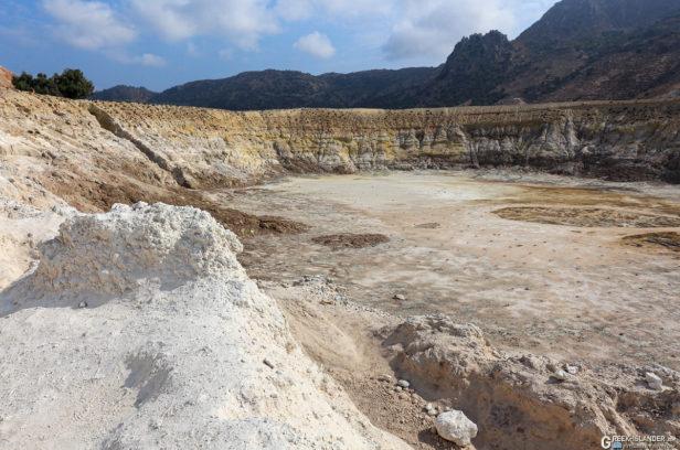 Гидротермальный кратер Святого Стефана