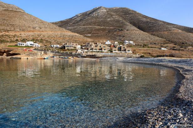 Пляж Айос Павлос, Аморгос