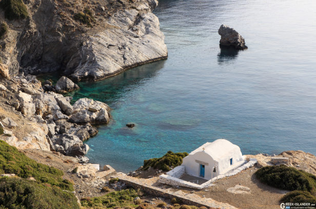 Пляж Агиа Анна, Аморгос