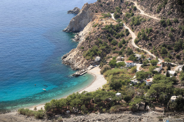 Остров Икария, Греция