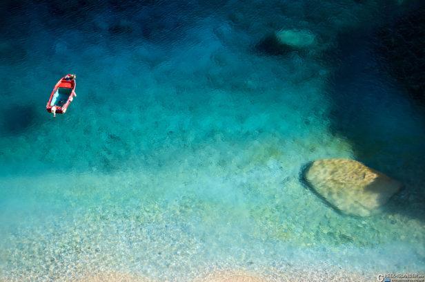остров Икария, Греция.