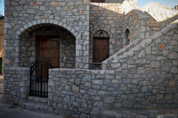 Горная деревня Авгонима