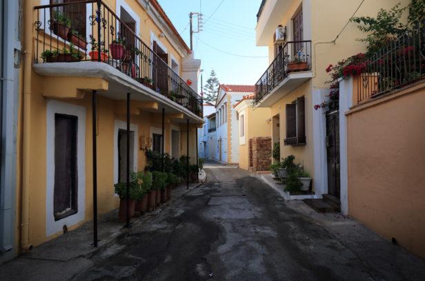 Старый город Хиос